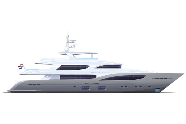 S-Class Yachts-S 40м